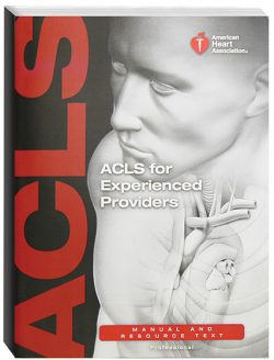ACLS Exp Provider Manual & Resource Text 2010