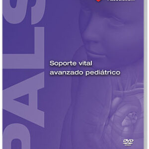 Pediatric Advanced Life Support (PALS) DVD Set (Spanish)