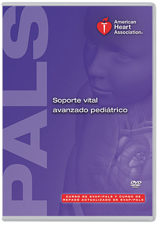 Pediatric Advanced Life Support (PALS) DVD Set (Spanish) 1