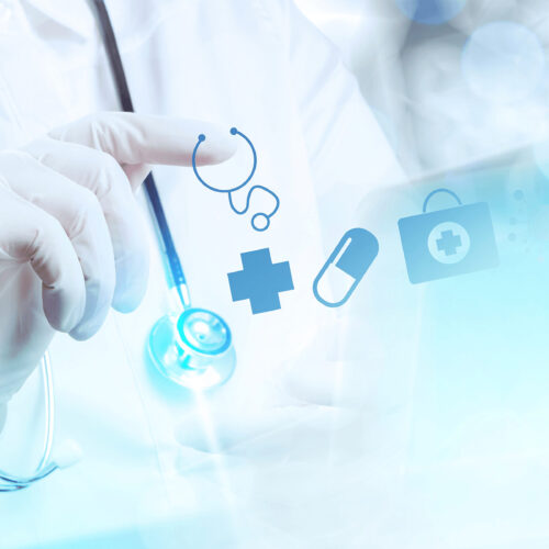Insumos médicos y asepsia